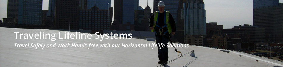 Horizontal TravSafe Lifeline Solutions